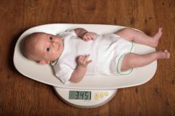 Obésité infantile : la mesure de l'IMC dès 6 mois est un bon marqueur