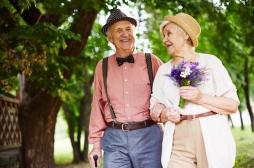 30 minutes d'activité physique par jour prolongent la vie des hommes âgés