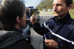 Cannabis au volant : des tests salivaires sans