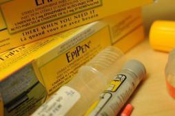 EpiPen : Mylan écope d'une amende de 465 millions de dollars