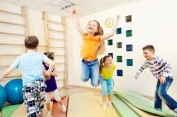 L'activité physique intense et régulière à l'école améliore la santé osseuse des enfants