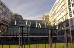 Suicide à l'hôpital Pompidou :