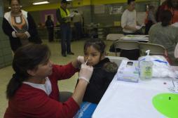 Grippe : les enfants allergiques aux oeufs peuvent se faire vacciner