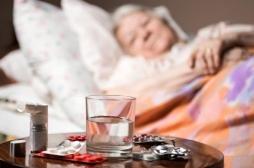 Alzheimer : les benzodiazépines augmentent le risque de pneumonie