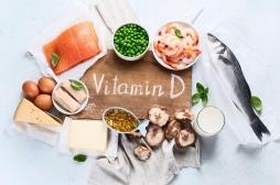 La vitamine D réduit la survenue des cancers à un stade avancé