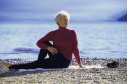 Le yoga soulage les douleurs de l'arthrite