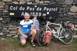 Parcours d'un médecin passionné de vélo