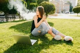 Cigarette électronique : le point sur la consommation en France