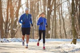 Froid et sport : attention à l'exercice physique en hiver