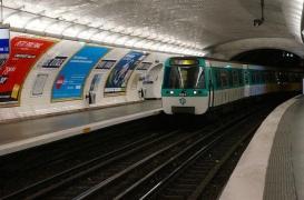 Pollution : l'air du métro est pire qu'en surface