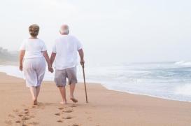 Personnes âgées : un peu d'activité physique, c'est mieux que rien