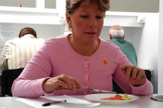 Comment la perception des odeurs agit sur l'alimentation