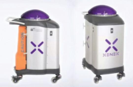 Ebola : un robot capable de détruire le virus