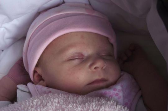 La sieste favorise l'apprentissage des bébés