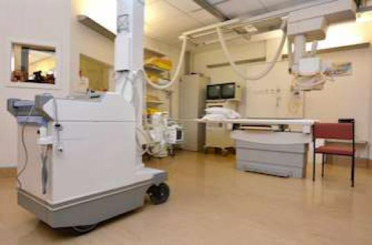 Un chirurgien exposé à une dose élevée de radioactivité