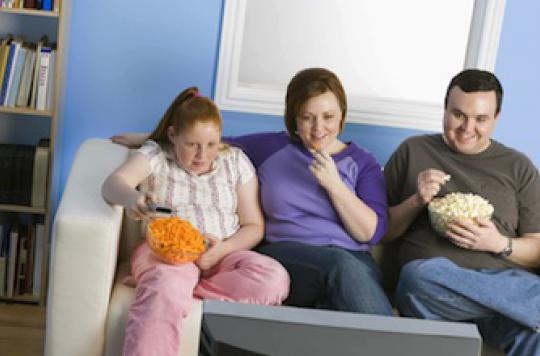 5 % des enfants américains souffrent d'une obésité sévère