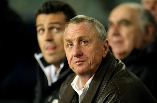Cancer du poumon : Johan Cruyff perd son dernier match