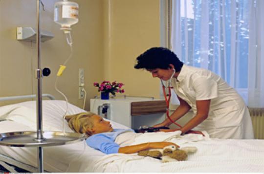 Hôpital : l'éclairage influe sur l'état du patient