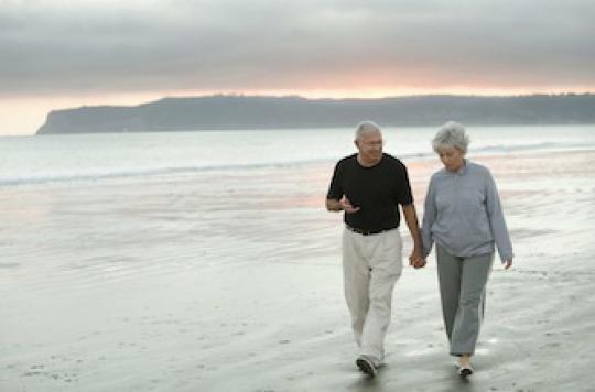 Le sport dope les plus de 90 ans