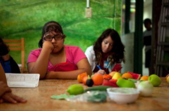 Une prédisposition à l'obésité à l'origine d'une faible activité physique