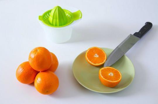5 fruits et légumes par jour : les jus ne comptent pas