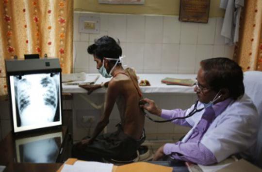 Tuberculose: maladie infectieuse hautement meurtrière