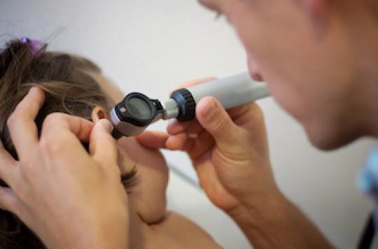Otite : une cure de vitamine D pourrait réduire le risque