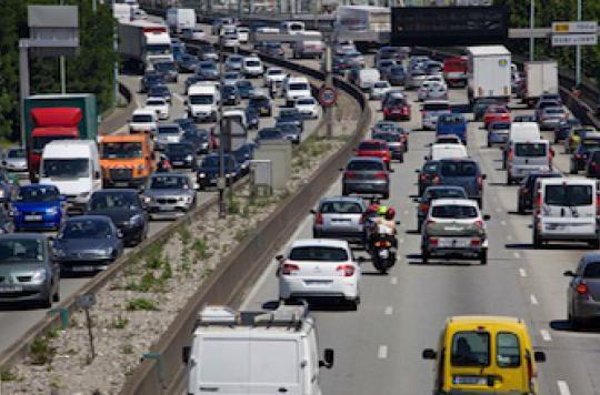 Chute spectaculaire de la mortalité routière en mars