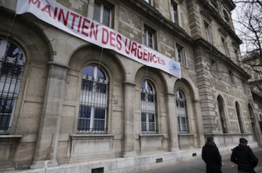 Hôtel-Dieu : la ministre reporte la fermeture des urgences