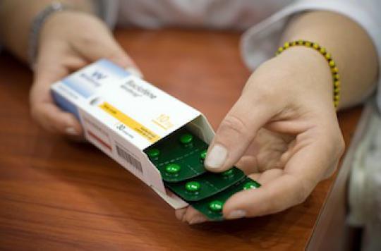 Baclofène : le nombre d'effets indésirables a augmenté de 67 %