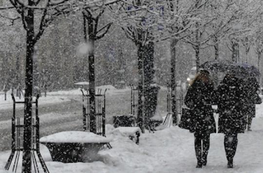 L'hiver est une saison dangereuse pour le coeur