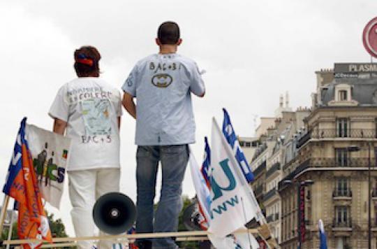Les étudiants infirmiers manifesteront les 4 et 13 mars