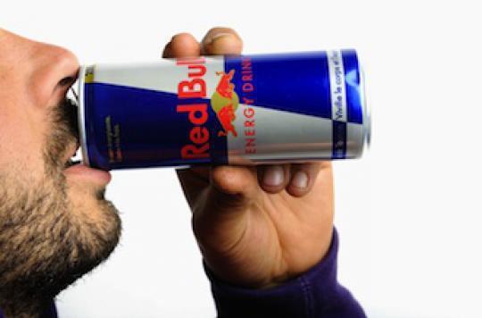Les boissons énergisantes posent un problème de santé publique
