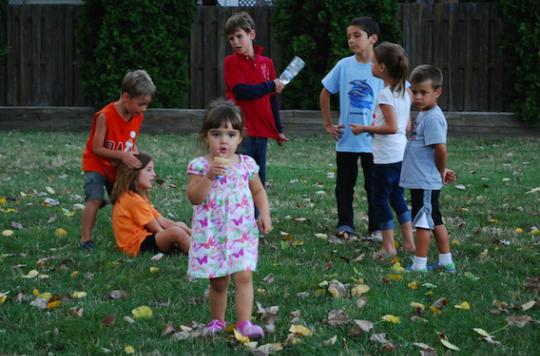 Nutrition : les enfants qui mangent équilibré sont plus sociables