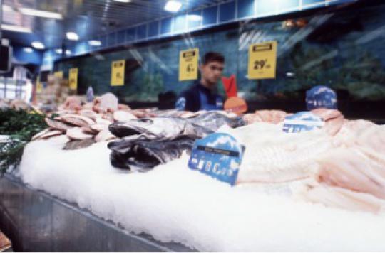 Etiquetage du poisson : les normes ne sont pas respectées