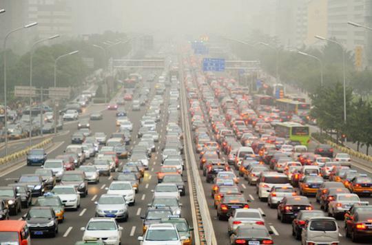 Le bruit des voitures augmente le risque de crise cardiaque