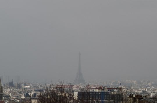 Particules fines : des taux élevés sur l'Ile-de-France