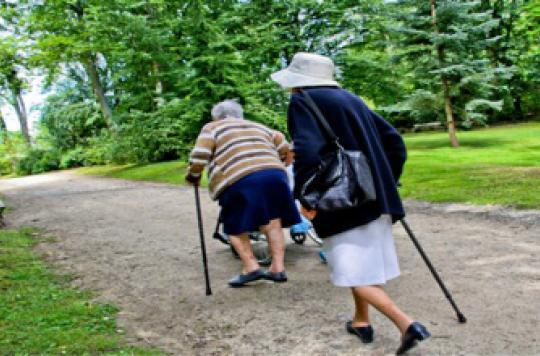 Fracture de hanche : des exercices à domicile améliorent la mobilité