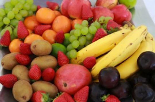 Fruits et légumes : cinq portions suffisent