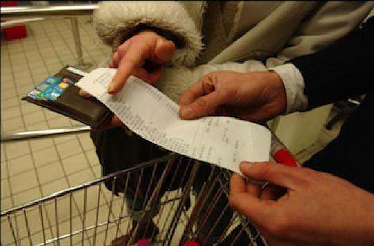 Bisphénol A : l'Europe alerte sur le danger des tickets de caisse