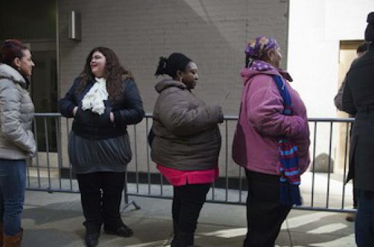Etats-Unis : 35 % des adultes sont obèses