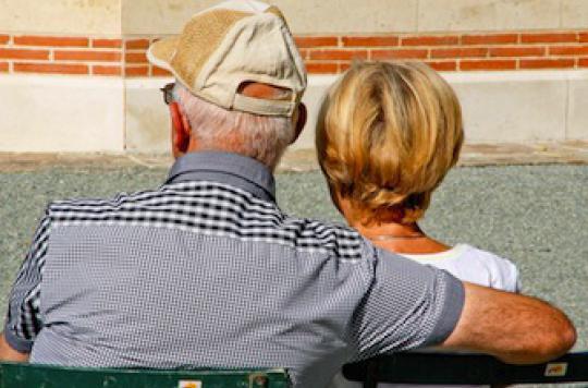 Sexe: rebond d'activité après 50 ans de mariage