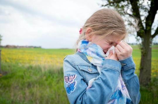 Allergies : les pollens déjà de retour dans l'Est