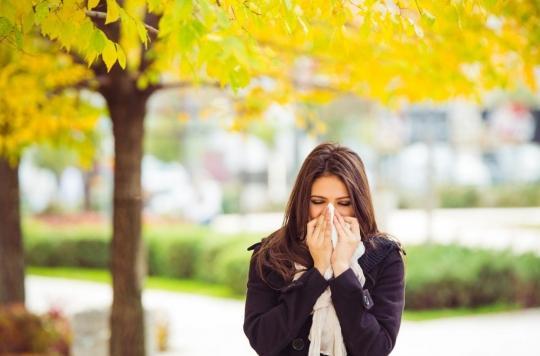 Les allergies pourraient être liées à l'anxiété et à la dépression