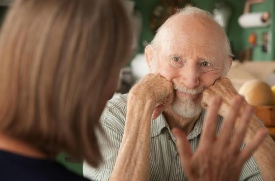 Alzheimer : les pupilles comme indicateur de la maladie ?