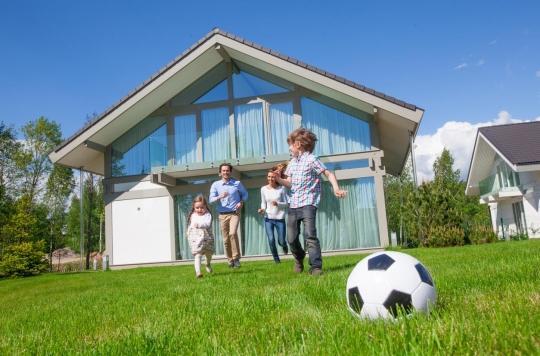 Logement : une forte envie de maison