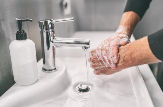 Lavage des mains : les Français baissent la garde