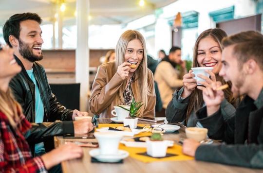 L'amitié aide à être en meilleure santé