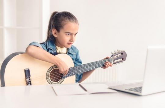 Quels sont les avantages de la musique pour un enfant ?