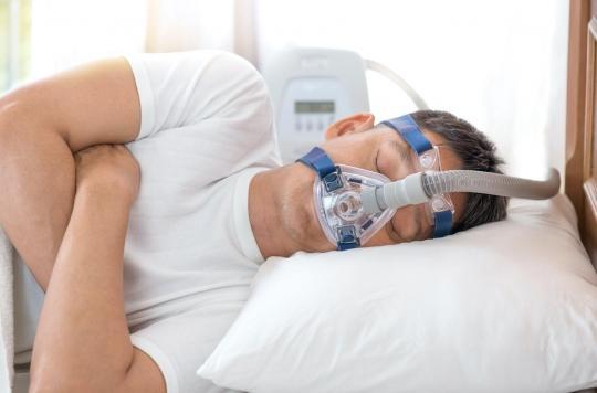 L'apnée du sommeil augmente le risque de développer la maladie d'Alzheimer